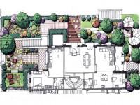 转:私人小庭院花园搭配方案(彩图)
