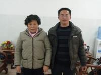 本站站长拜访葡萄教授、十八大代表石雪晖老师(原创彩照)